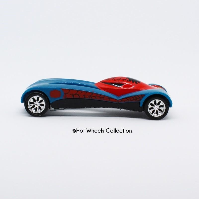Spiderman Car - SN007