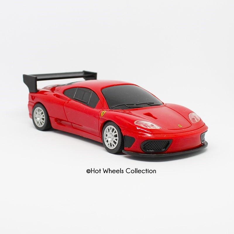 Ferrari 360 GTC - SN016