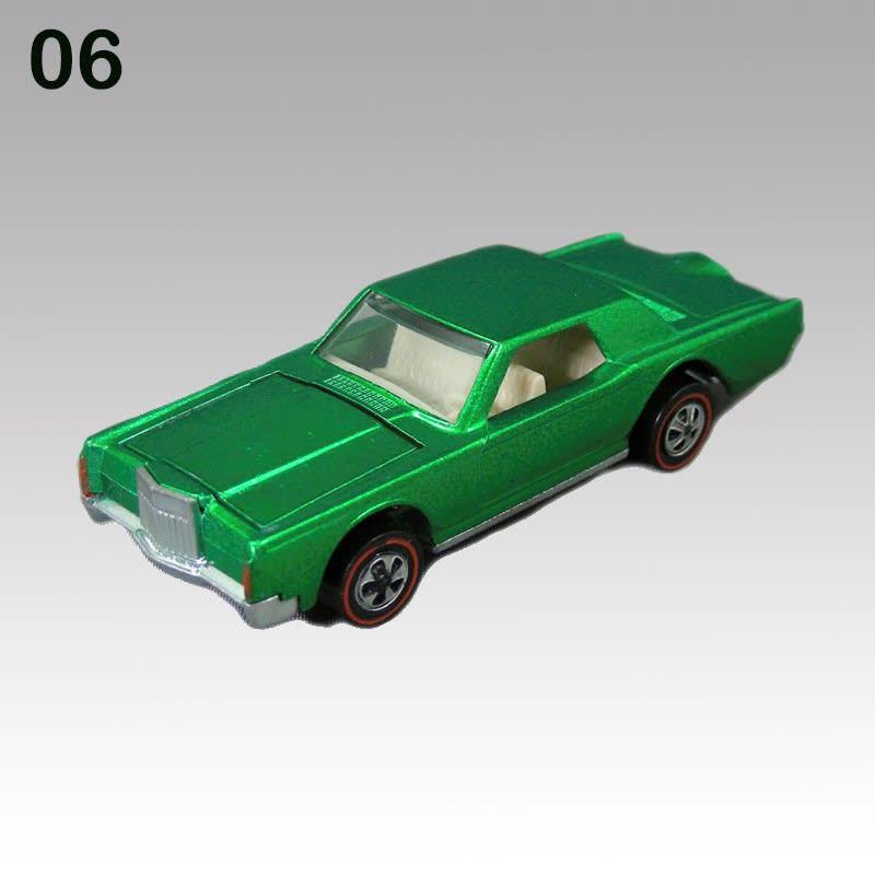 Custom Continental Mark III - 6266