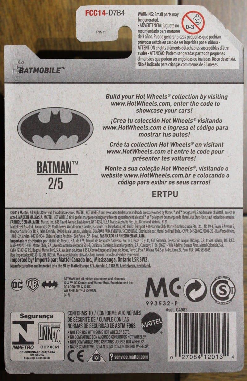 Batmobile - FCC14