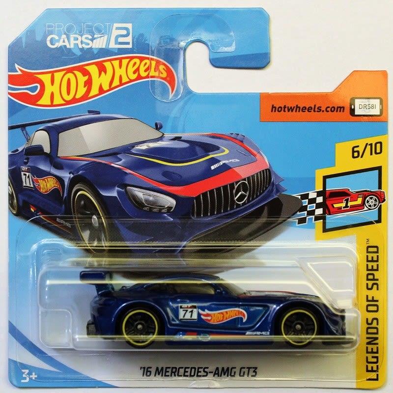 '16 Mercedes-AMG GT3 - FJY10