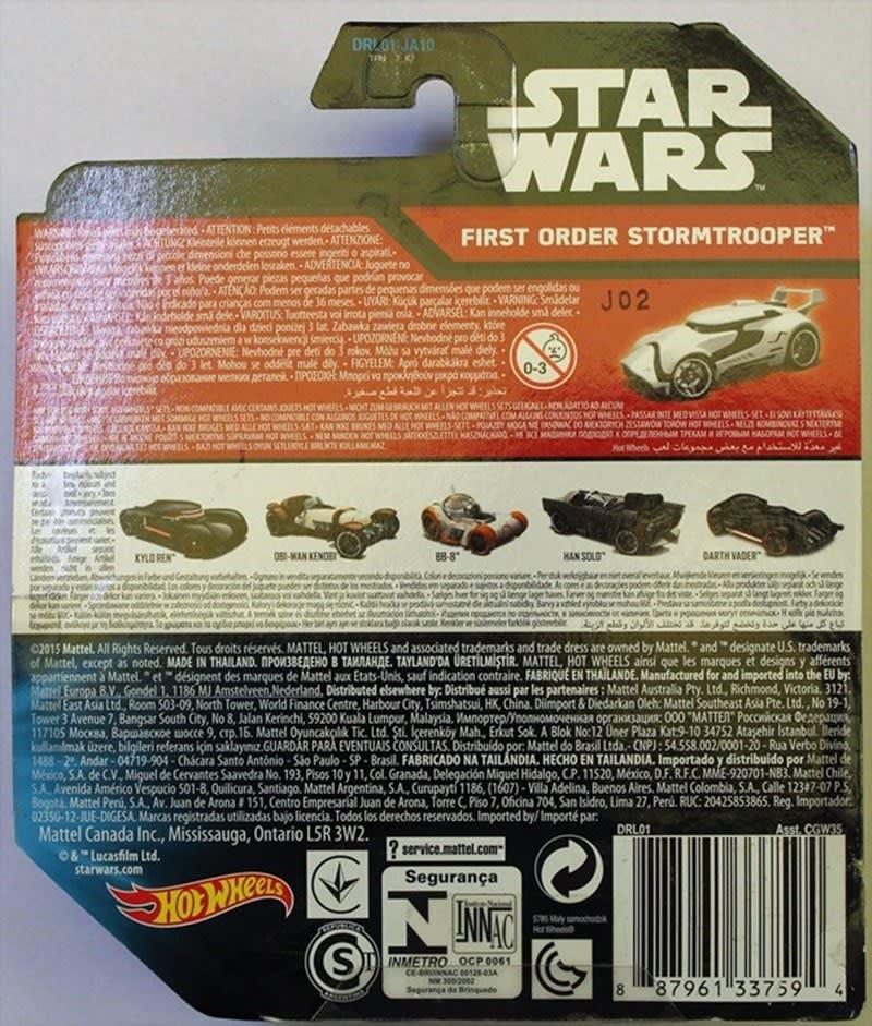 Star Wars First Order Stormtrooper - DRL01