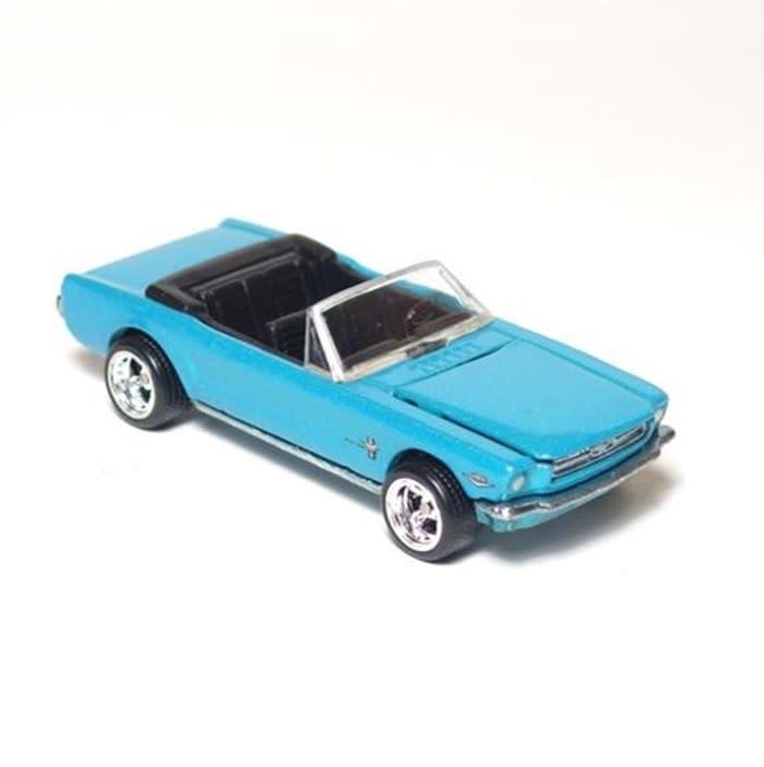 65 Mustang Convertible - J2831