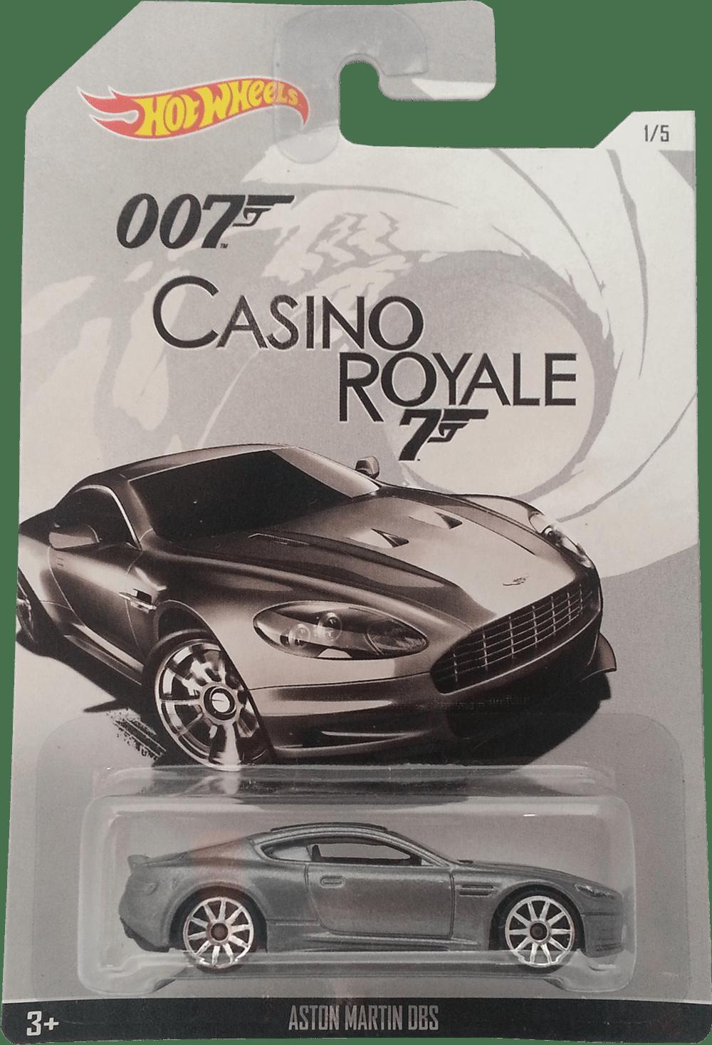Aston Martin DBS - CGB78
