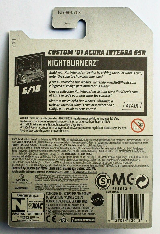 Custom '01 Acura Integra GSR - FJY99