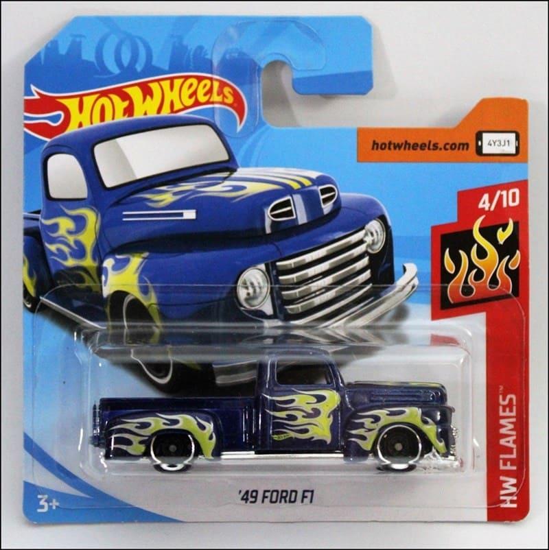 49 Ford F1 - FJY59