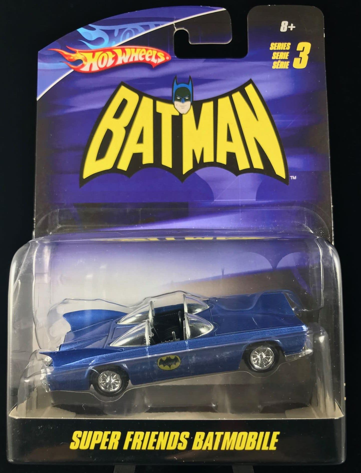 Batmobile Super friends - N8015