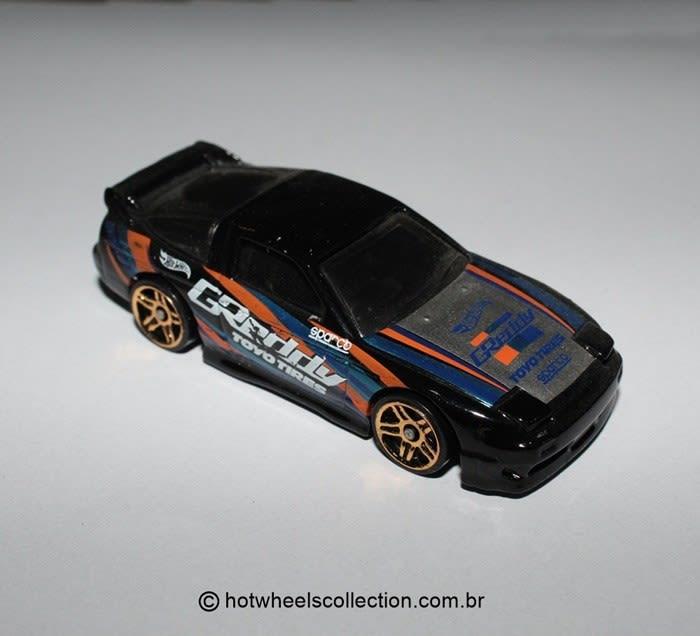 96 Nissan 180SX Type X - DHX76