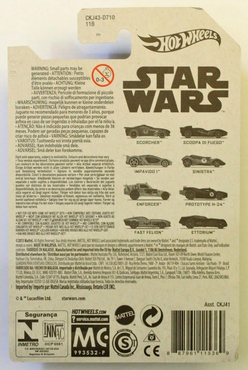 Star Wars Prototype H-24