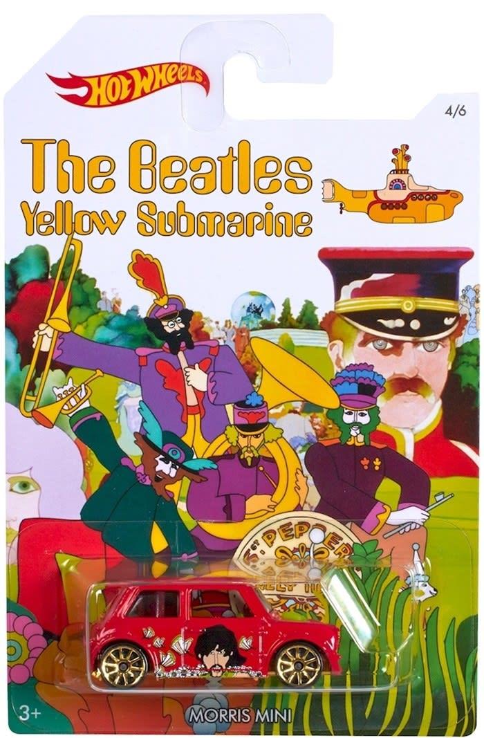 Morris Mini - The Beatles - DML72