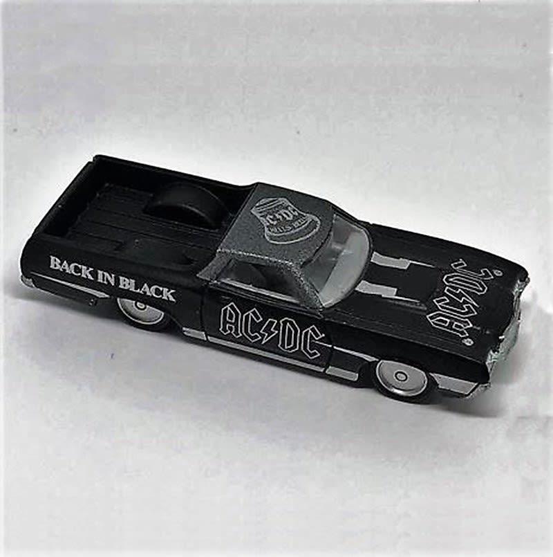 Ford 72 Ranchero AC/DC - W6648