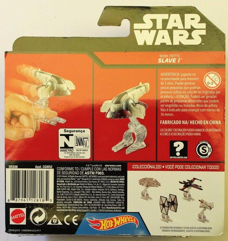 Star Wars Boba Fett's Slave I