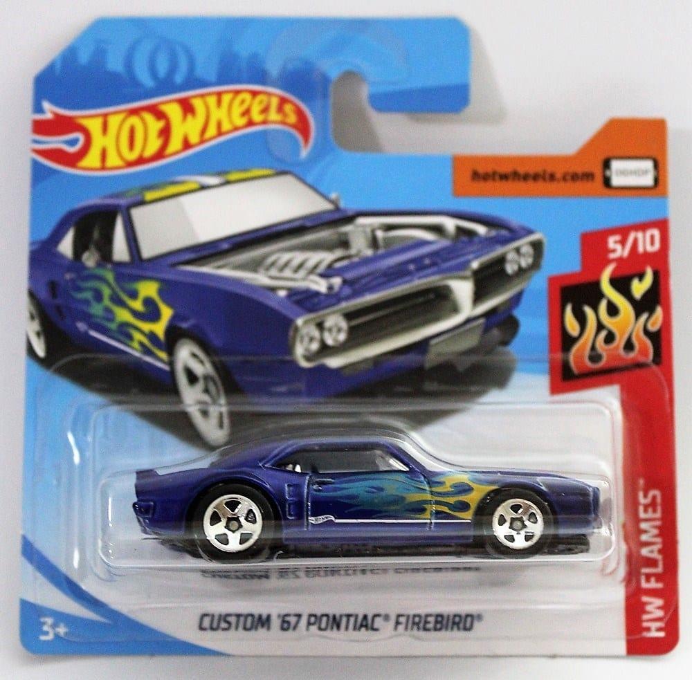 Custom '67 Pontiac Firebird - FJY60