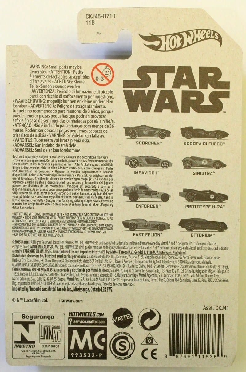 Star Wars Scorcher