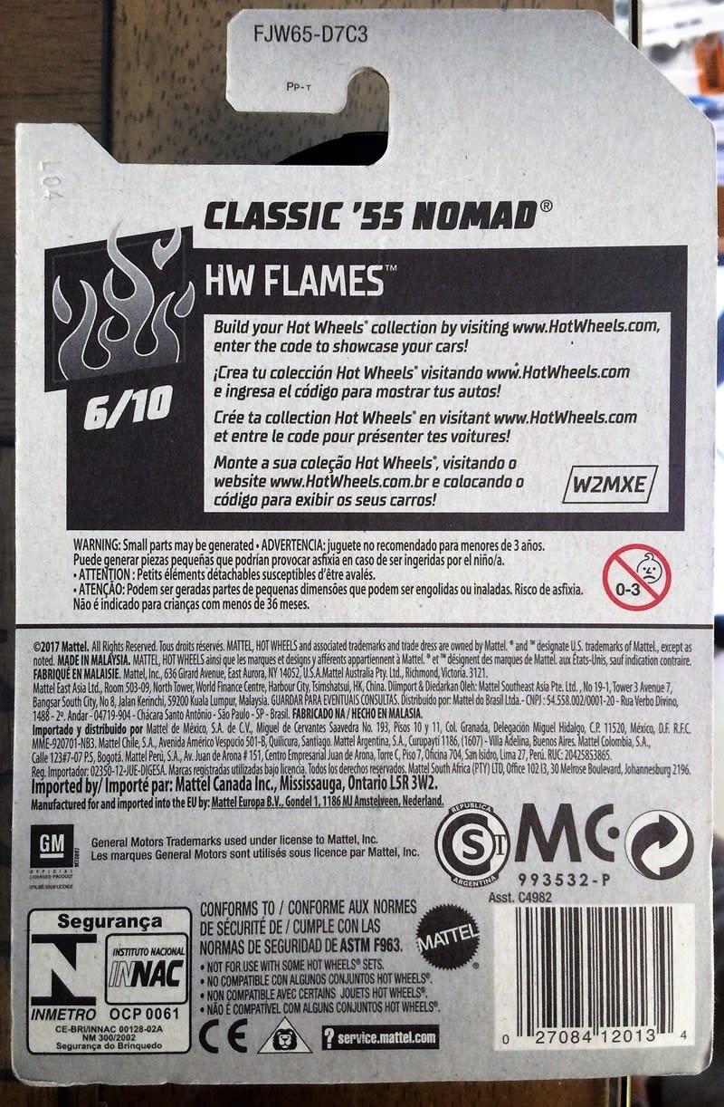 Classic '55 Nomad - FJW65