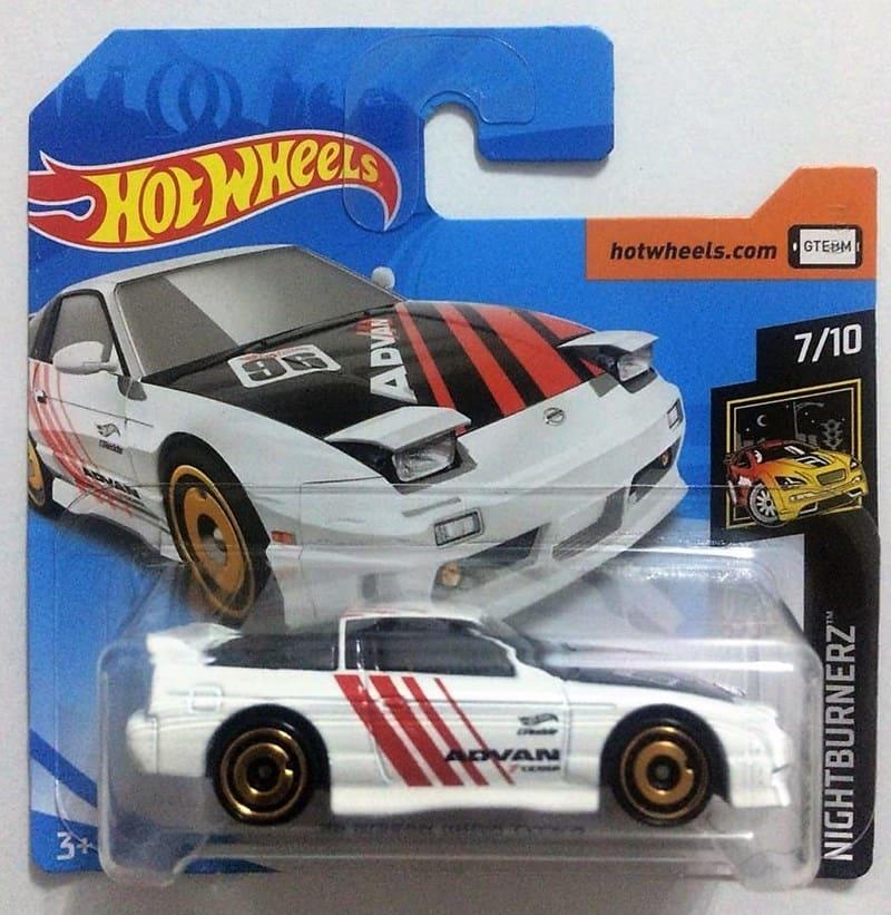'96 Nissan 180SX Type X - FKB00