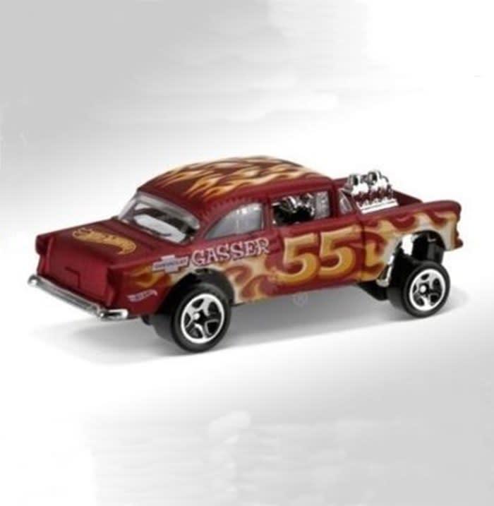 55 Chevy Bel Air Gasser- DTX80