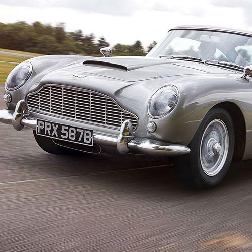 Carro de 007: seu por U$S 6 milhões