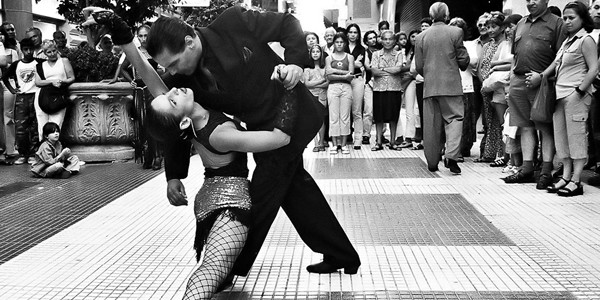 Afbeelding voor Dance Lesson Argentine Tango