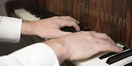 Afbeelding voor Pianoles volwassenen