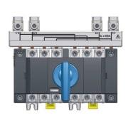 LASKESKINNE 3P SIRCO M1(16-40A). m/4-16mm2 KLEMMER (2-2.2Nm)