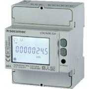 COUNTIS E24.3-fas kWh-måler.TN-400V,80Adir,kl.1.RS485-MID