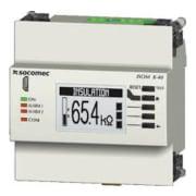DW ISOM K-40 DC. IMD-Isolasjonsover.24-480VAC/240VDC.24VDCUs