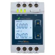 SIRAX BT5200. Strøm Progr.Måleverdiomformer (0-1/5A)