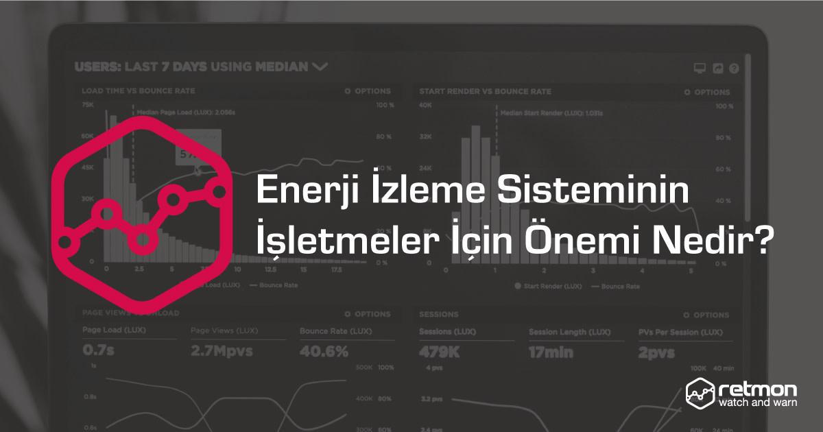 Enerji İzleme Sisteminin İşletmeler İçin Önemi Nedir ?