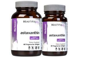 Bluebonnet's Beautiful Ally Astaxanthin Vegetarian Softgels