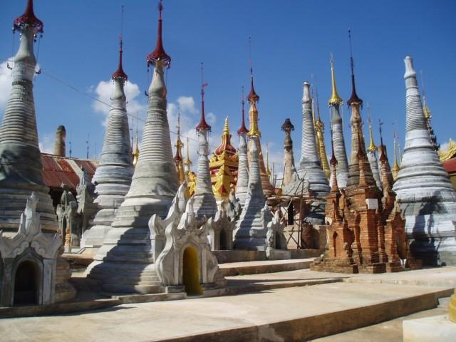desa indein myanmar kuil