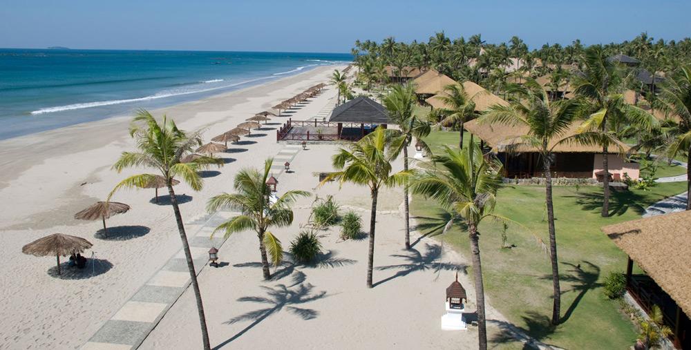 Pantai Ngwe Saung Myanmar