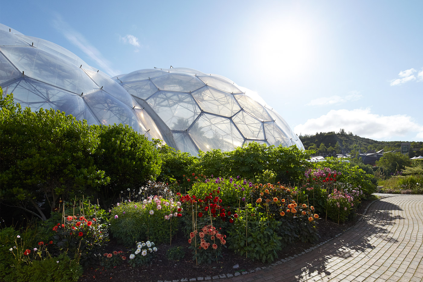 Eden Project London Travel