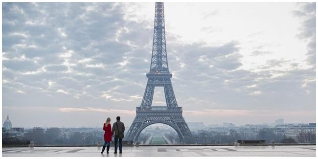 Paris Romantis