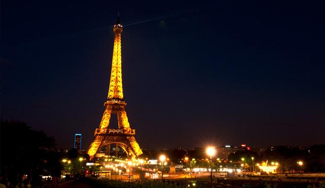 Keindahan Paris