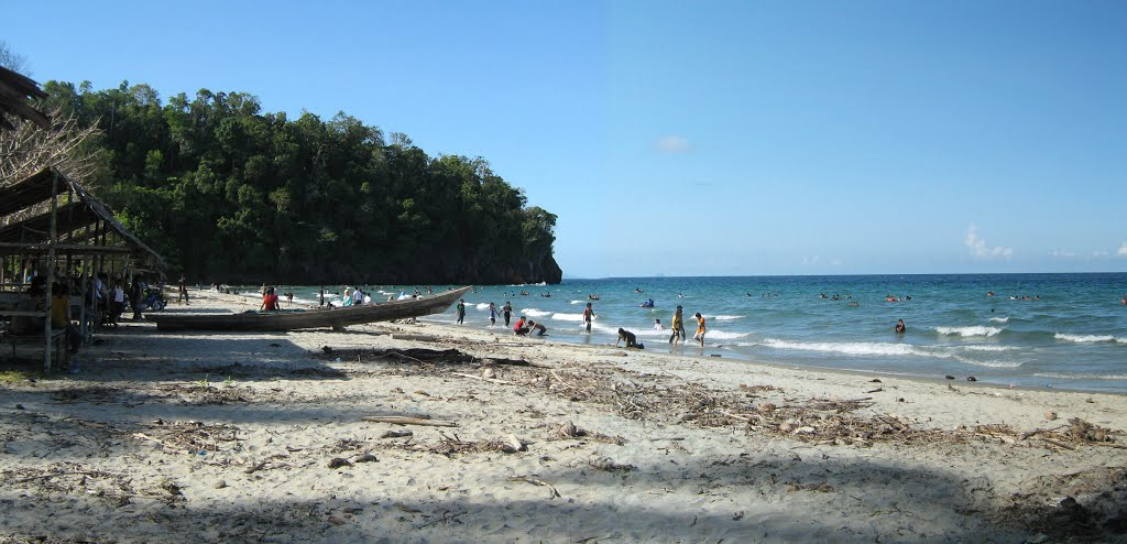 Pantai Taipa Kendari