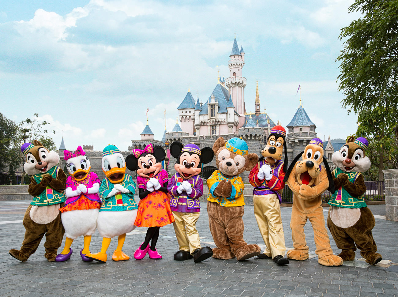 Disneyland Greeting