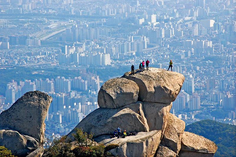 Gunung Bukhan Seoul