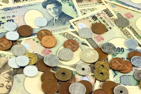 cash coin jepang yen