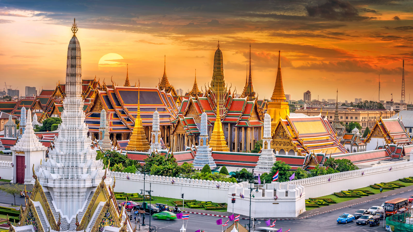 Grabd Palace Thailand