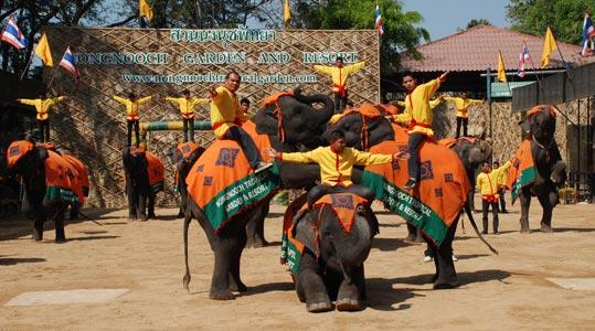 wisata budaya thailand