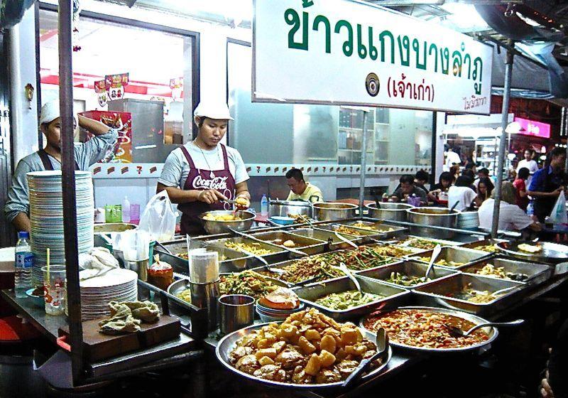 wisata kuliner thailand
