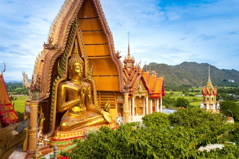 wisata alam thailand