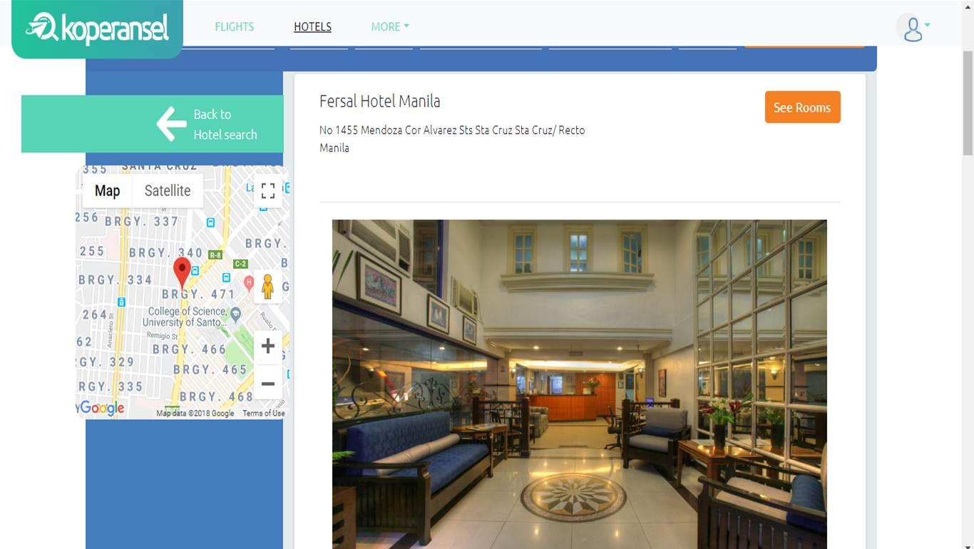 Penginapan Hotel Murah Filipina