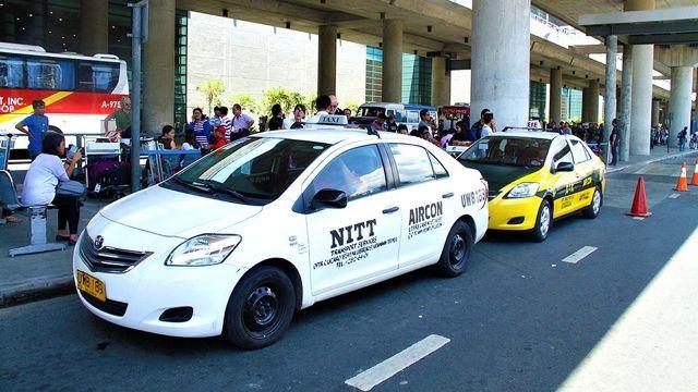 transportasi umum taxi filipina