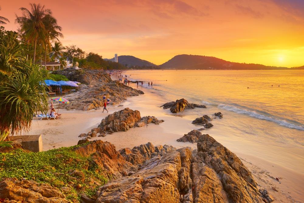 Pantai Phuket Thailand