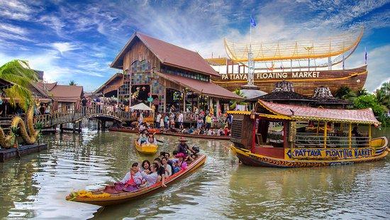 Pasar Terapung Pattaya