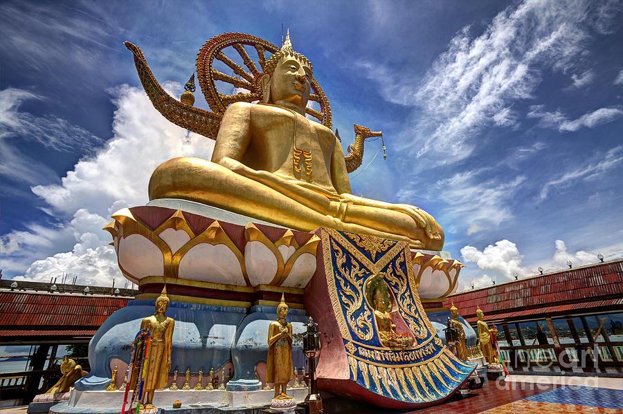 Wat Phra Yai Pattaya