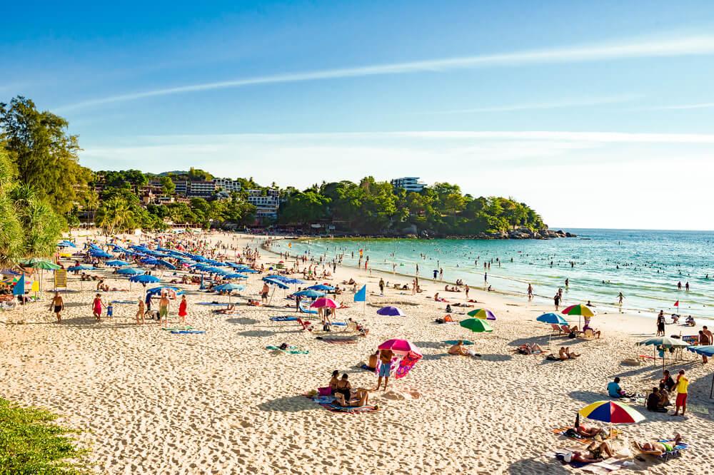 Pantai Kata Thailand