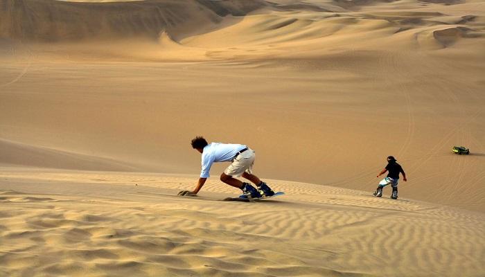Sandboarding Parangkusumo Jogja